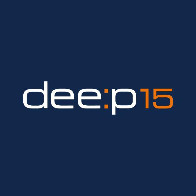 Logo dee:p15
