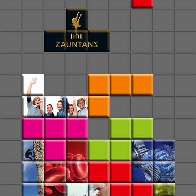 Recrutainment-Tetris
