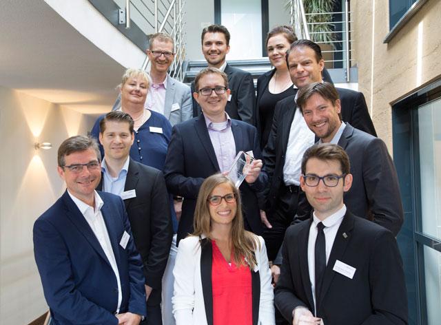 Preisträger, Laudatoren und Jury der PMI Awards 2016 · Foto: WESTPRESS/Martin Steffen