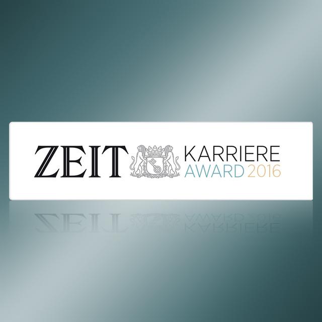 Logo ZEIT Karriere-Award
