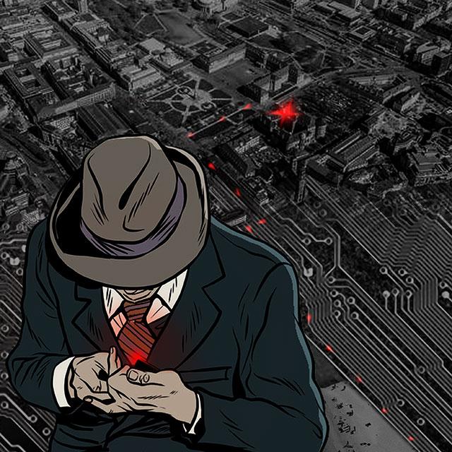 Mann am Smartphone_Bild zum Blogbeitrag_Crawler