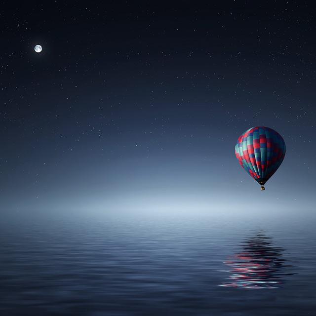 Reise zum Mond - Beitragsbild Content Marketing