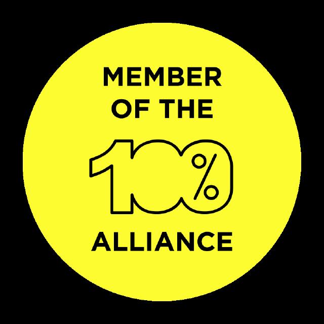 Logo 100percent - Agenturallianz