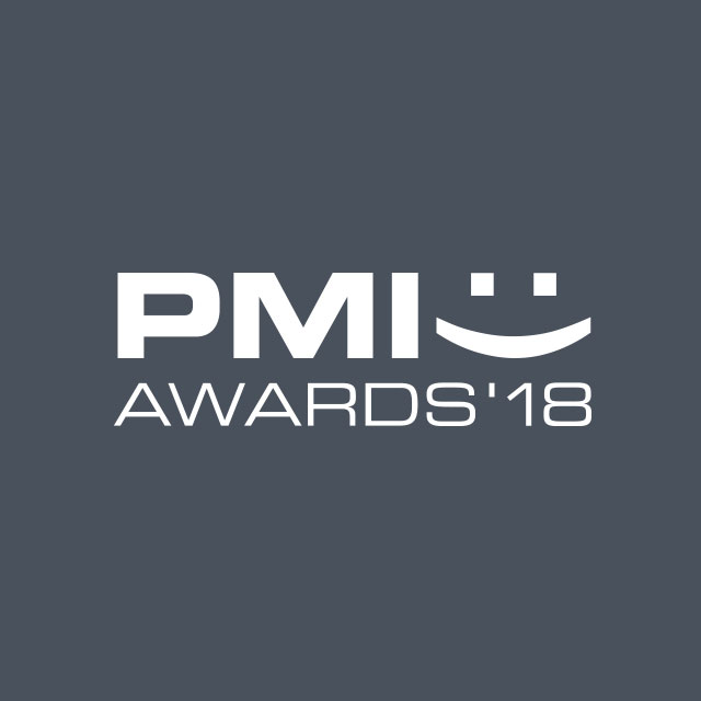 Logo PMI Awards 2018