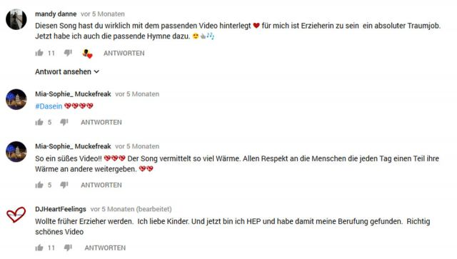Screenshot des YouTube-Kanals von Influencer MaximNoise (Quelle: https://www.youtube.com/watch?v=4V4gPmp5TUM)
