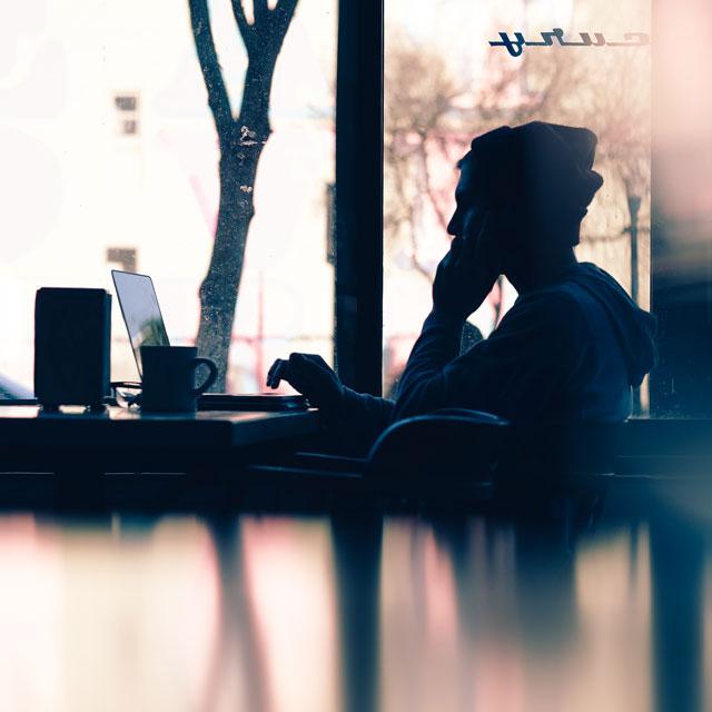 Mitarbeiter im Cafe, mehr