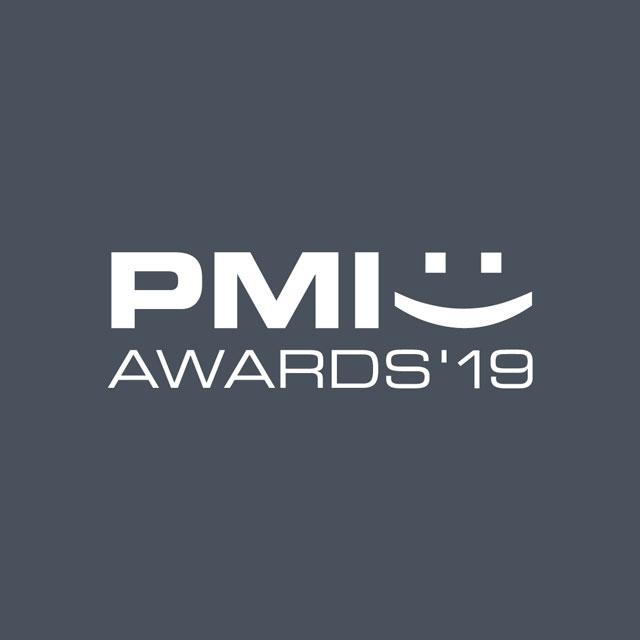 Logo PMI Awards 2019