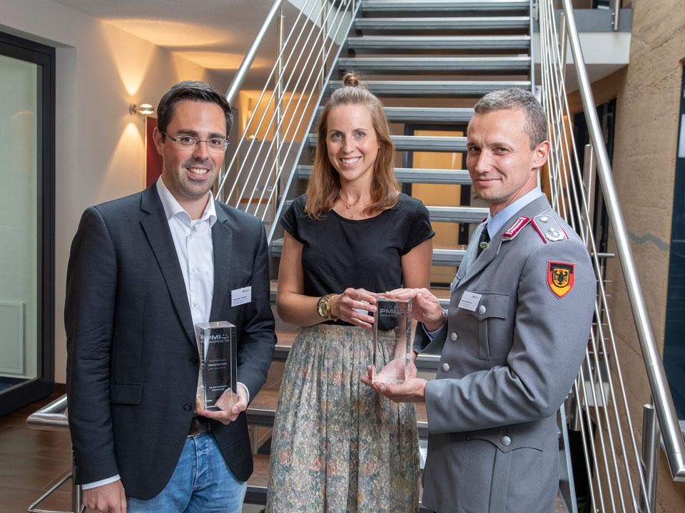 Die Gewinner der PMI Awards 2019