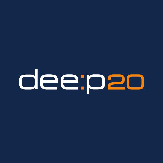 Logo dee:p20