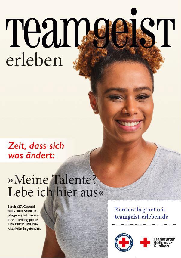 Imageanzeige der Frankfurter Rotkreuz-Kliniken