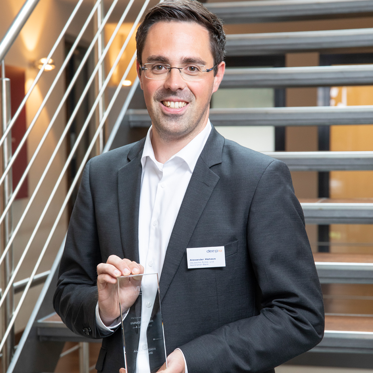 Personalmarketing Innovator 2019: Alexander Hohaus